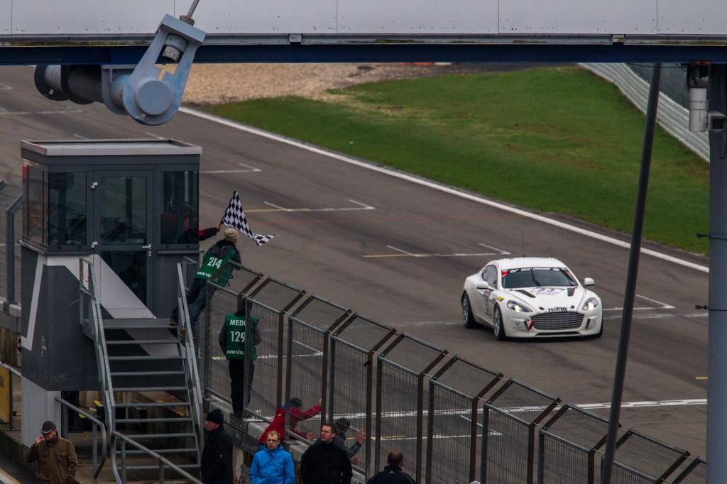 Aston Martin Hybrid Hyrdogen Rapide S