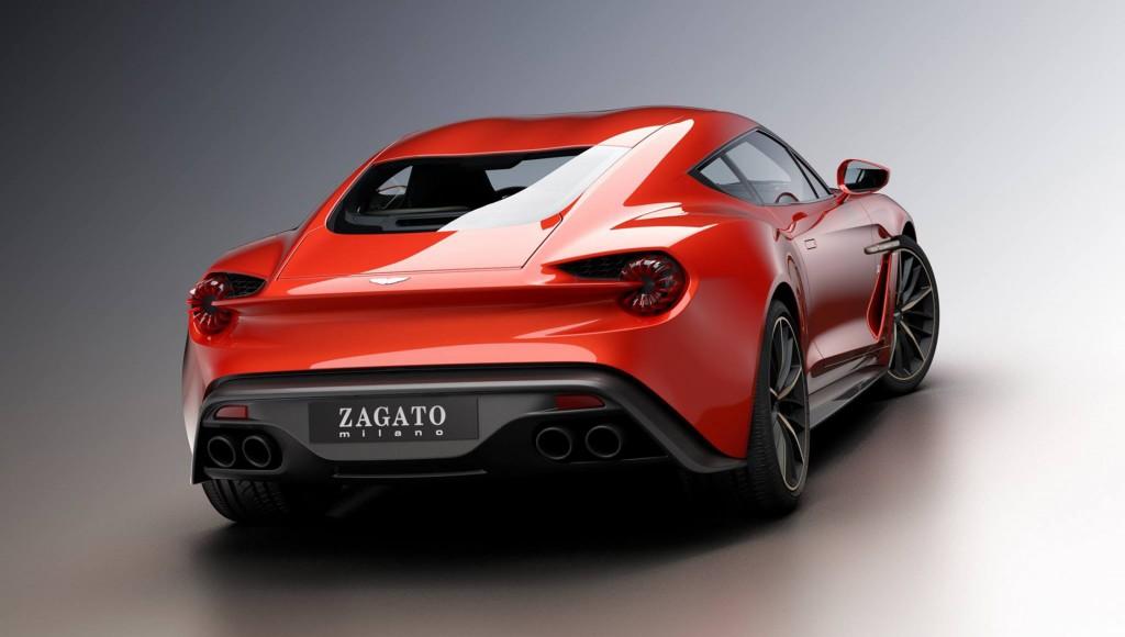 Image aston martin vanquish zagato concept 2016 concorso for A123 service honda civic