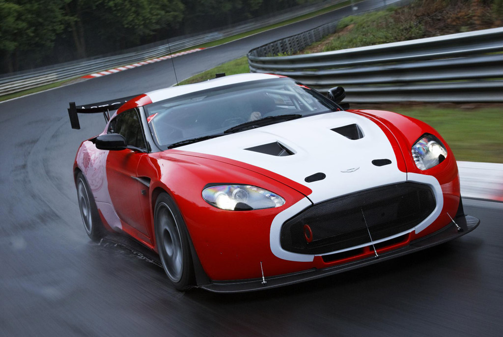 Aston Martin V12 Zagato, Cake Boss, Ford, Fuel Cells: Today's Car News