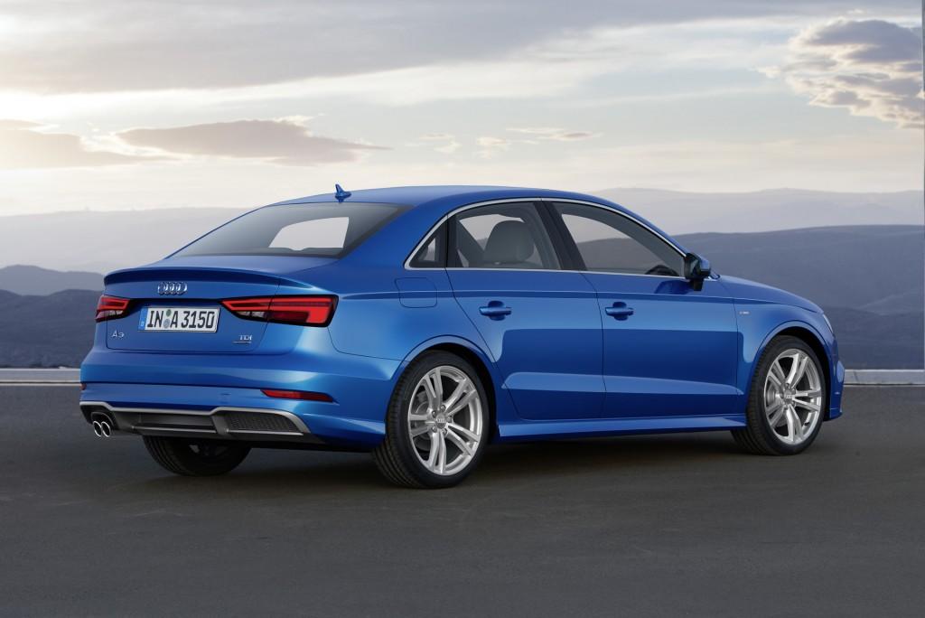 Image: 2017 Audi A3 (European spec), size: 1024 x 684, type: gif ...