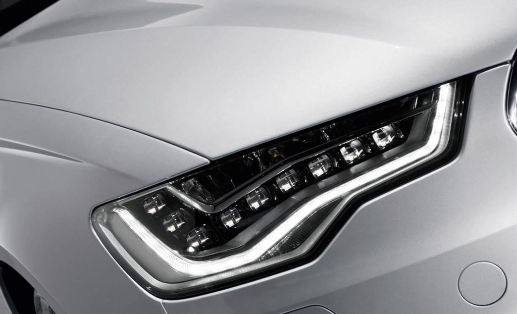 2012 audi a6 gets all