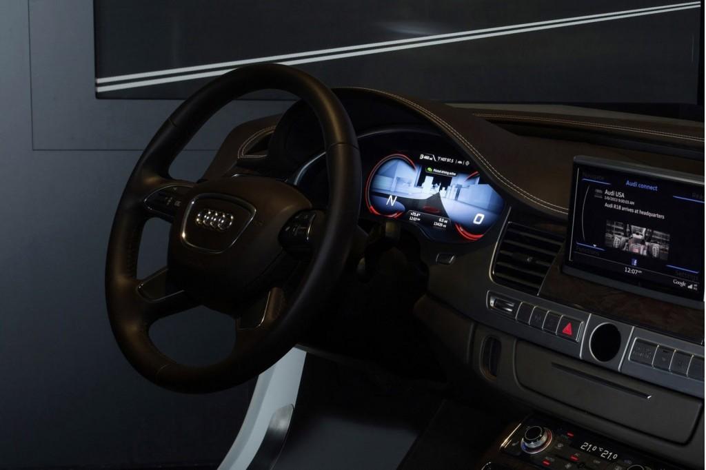 Audi interior concept