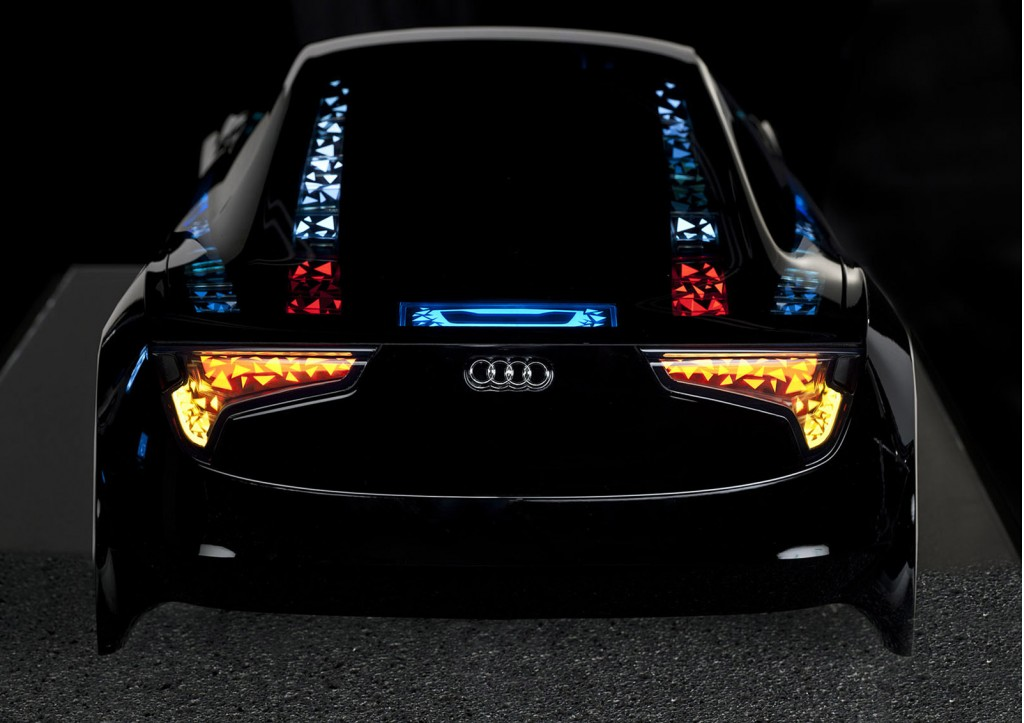 Audi lighting concept