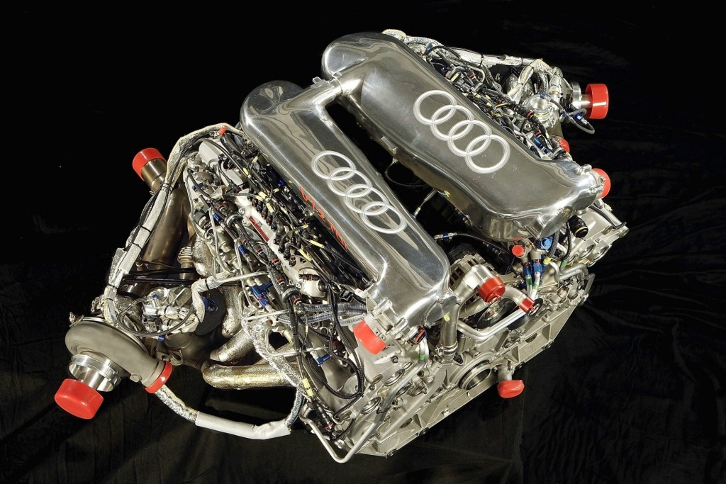 Audi racing yields production car technogloy benefits