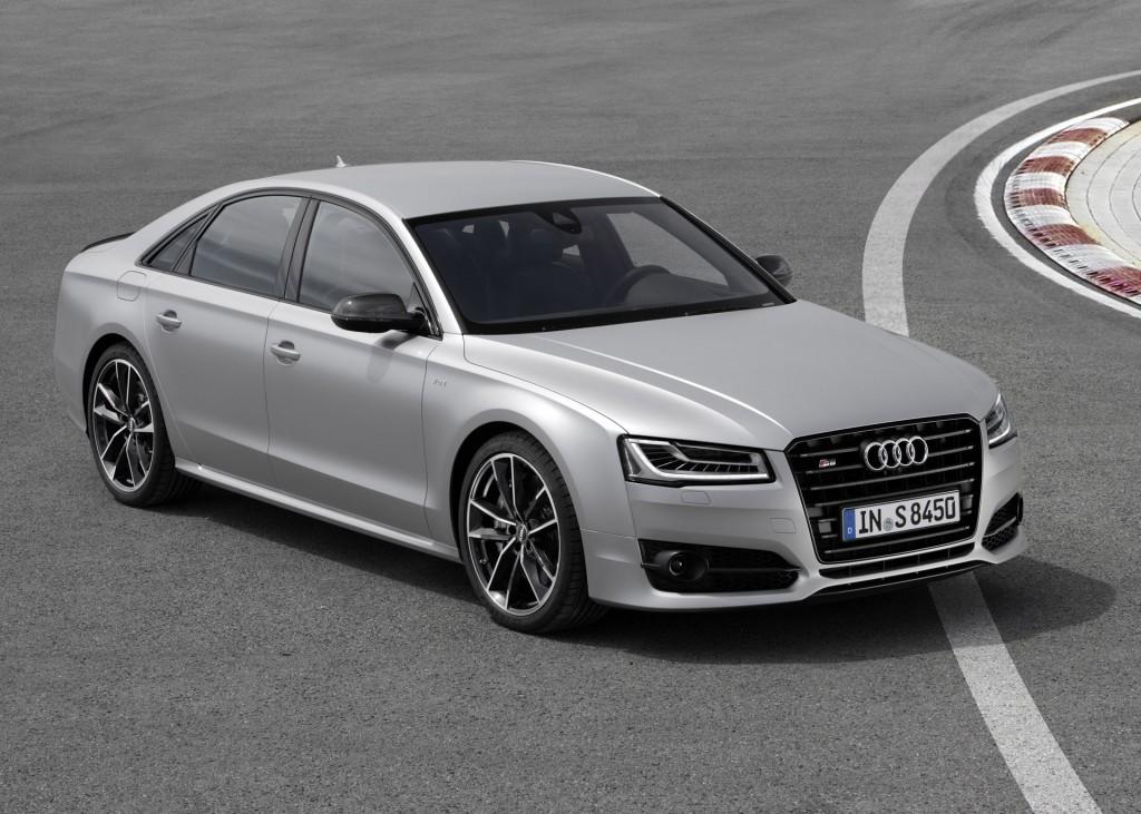 2017 Audi A8 W12