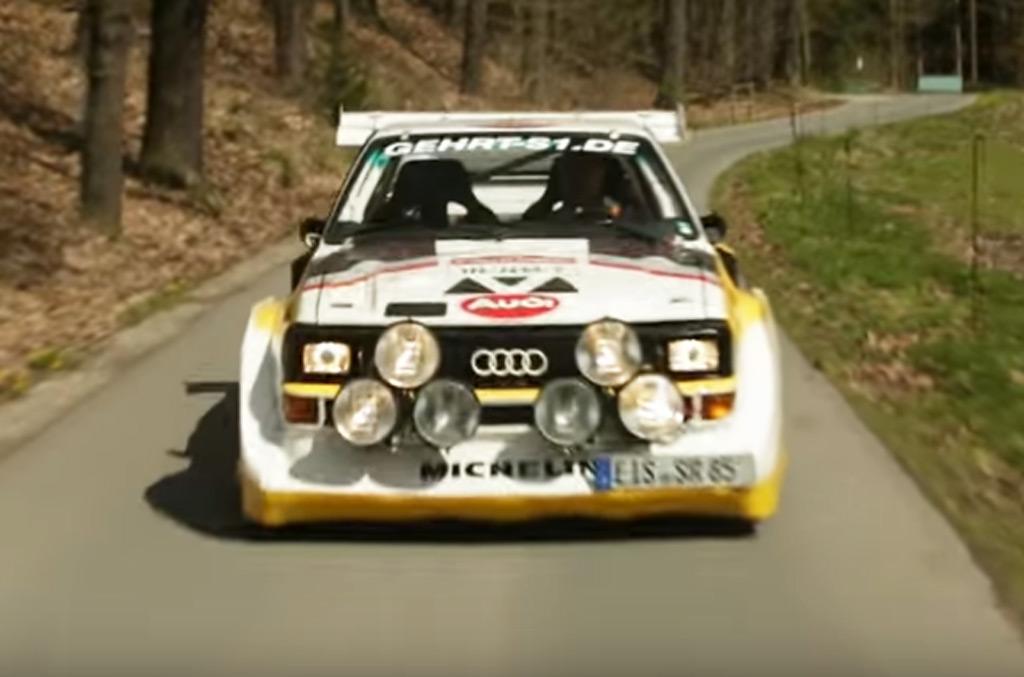 Audi Sport Quattro S1 E2 Replica Is A Testament To The