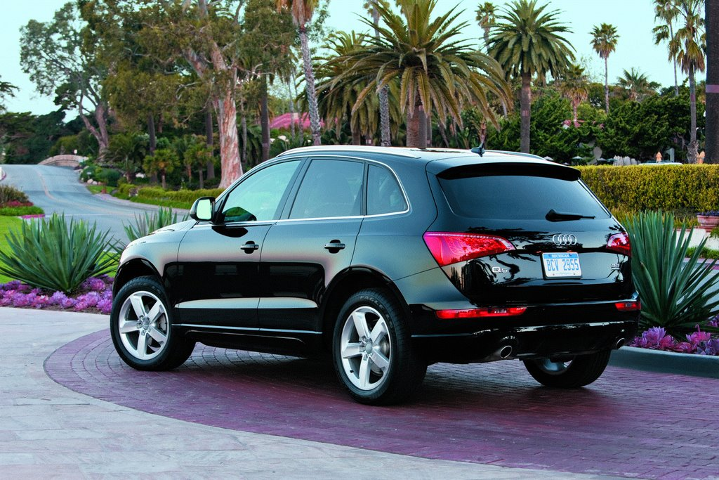 2009 Audi Q5 An Iihs Top Safety Pick