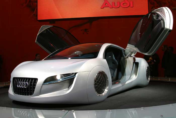 Audi RSQ, 2004  New York Auto Show