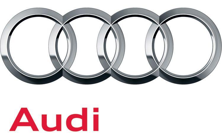 Audi's new logo