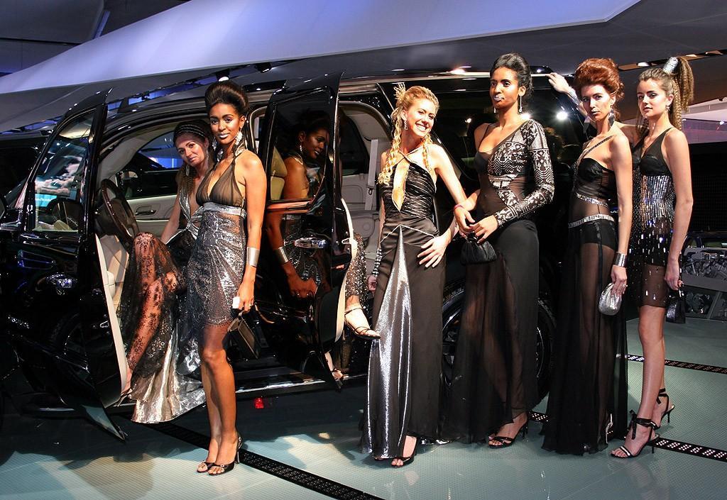 Auto Show Models
