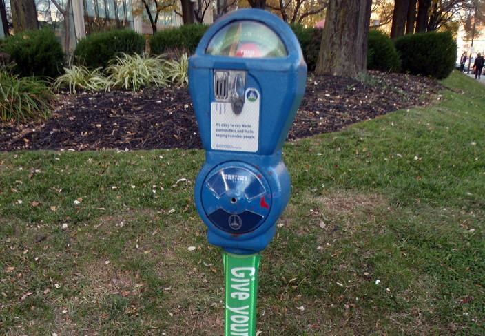 Baltimore parking meter  -  flickr user daquella_manera