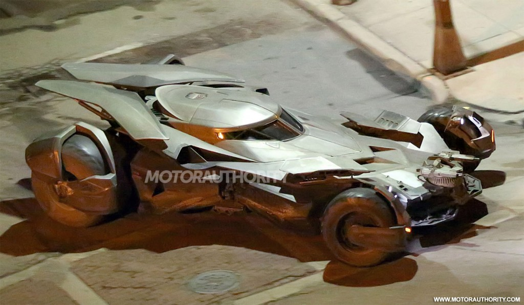 New Batmobile unveiled - Department of Transport may have issues ...