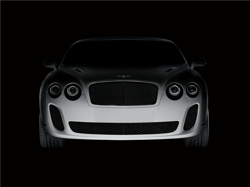 Bentley Supercar/Victoria