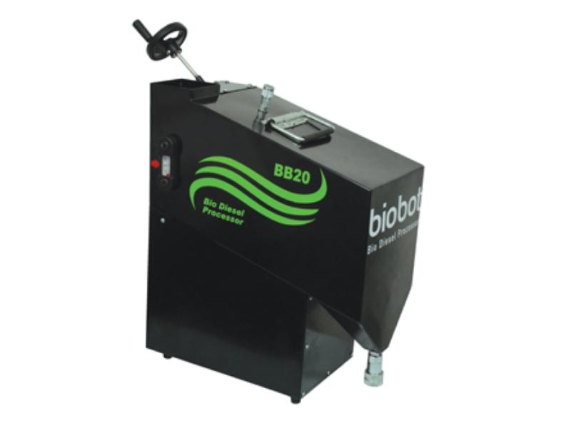Biobot 20 tabletop biodiesel generator