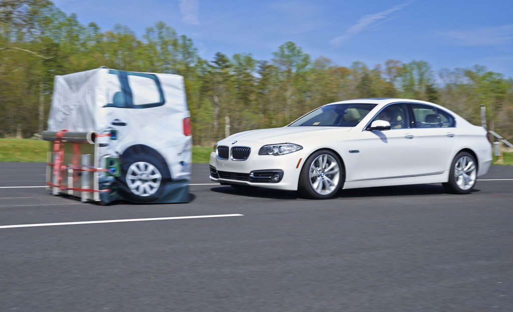 IIHS Changes Top Safety Pick+ Rules For 2015