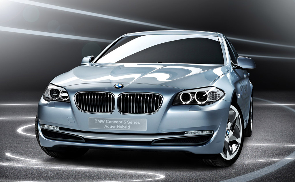 bmw hybrid 5 series on sale in 2011 hybrid 3 series to follow. Black Bedroom Furniture Sets. Home Design Ideas
