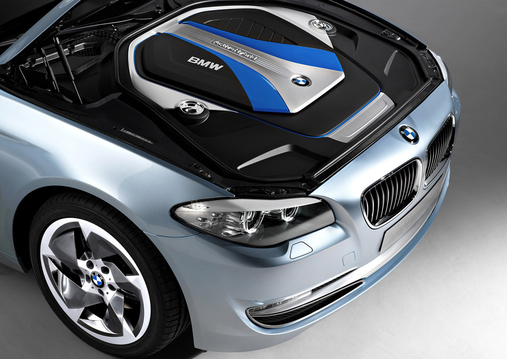 bmw working on 5 series based electric car for china. Black Bedroom Furniture Sets. Home Design Ideas