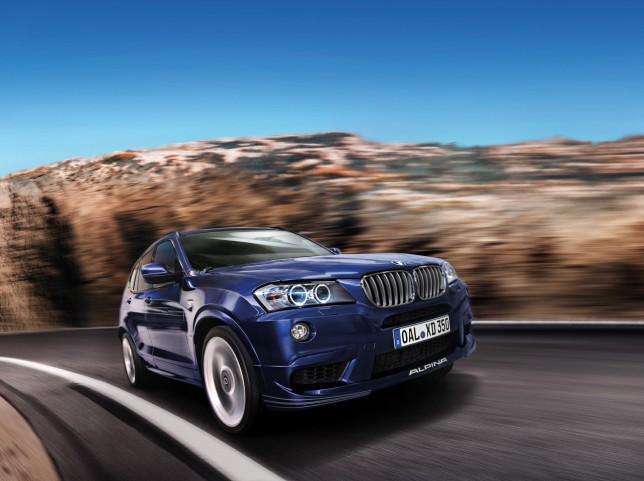 BMW Alpina XD3 Biturbo - image: Alpina
