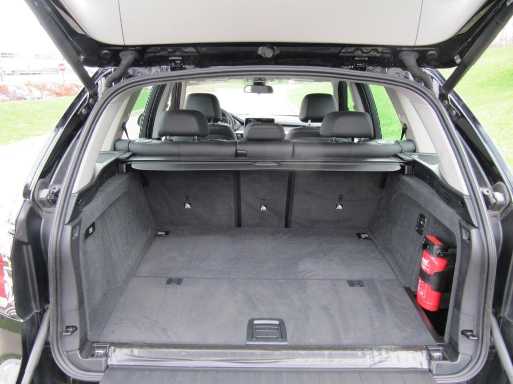 BMW X5 e-Drive plug-in hybrid prototype, test drive, Woodcliff Lake, NJ, April 2014
