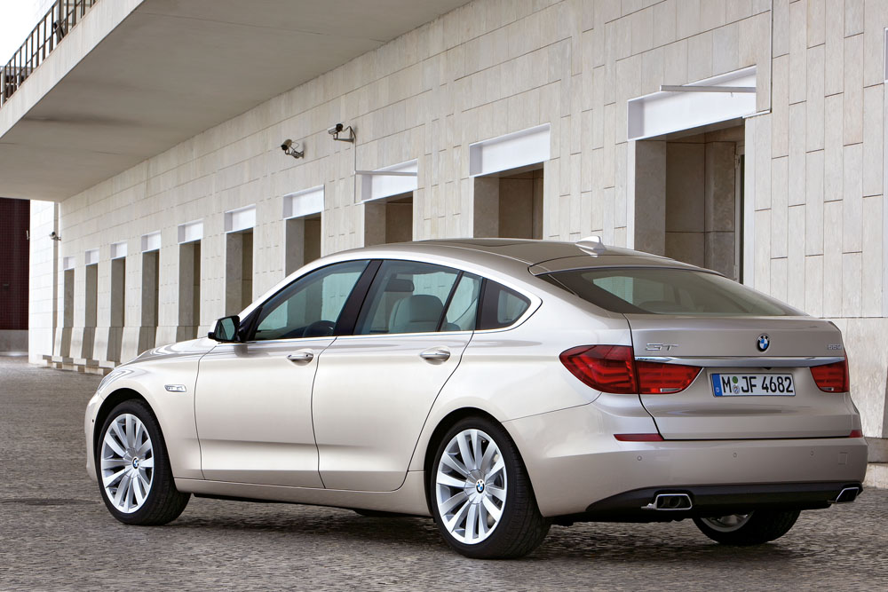 2010 BMW 5-Series GT Replacing U.S. Wagon?