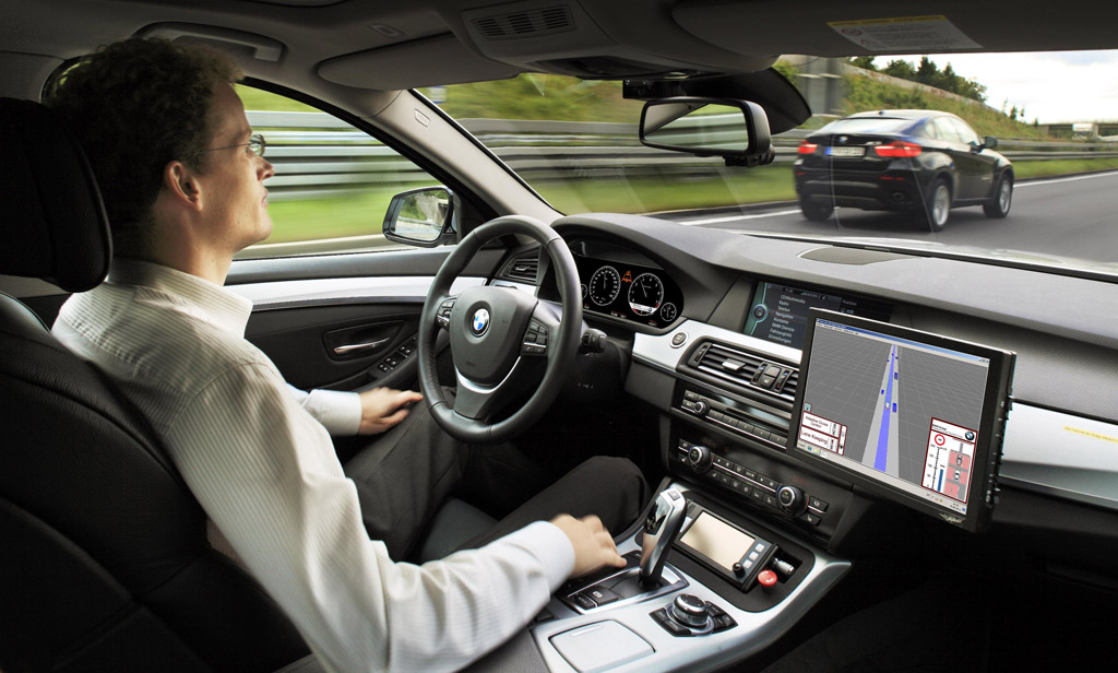 Germany passes law to allow self-driving cars on public roads