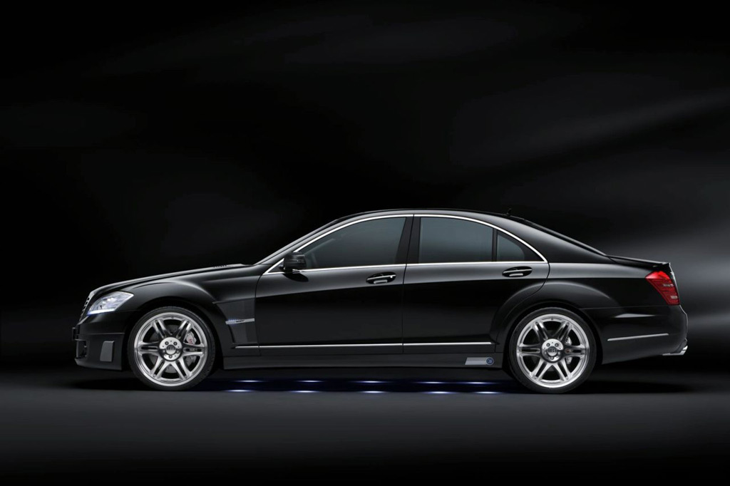 Image: Brabus SV12 R Biturbo 750 Mercedes-Benz S-Class, size: 1024 x 682, type: gif, posted on ...