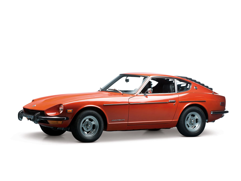 Bruce Weiner's 1973 Datsun 240Z - image: RM Auctions