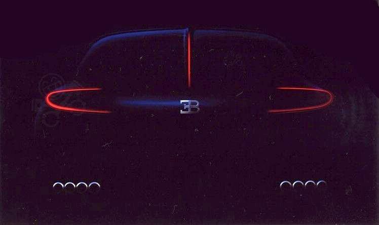 Bugatti Bordeaux teaser