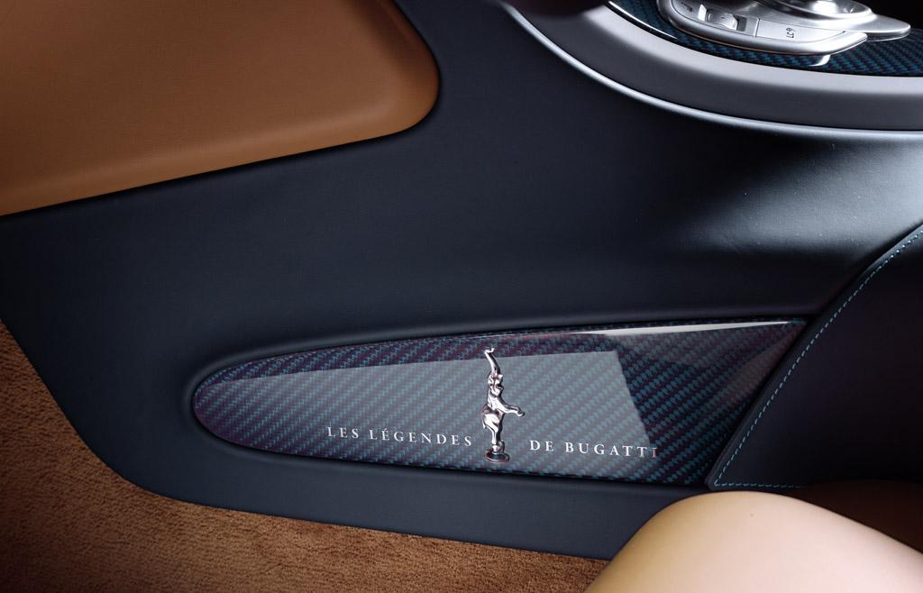 Bugatti Legend 'Meo Costantini' Veyron Grand Sport Vitesse