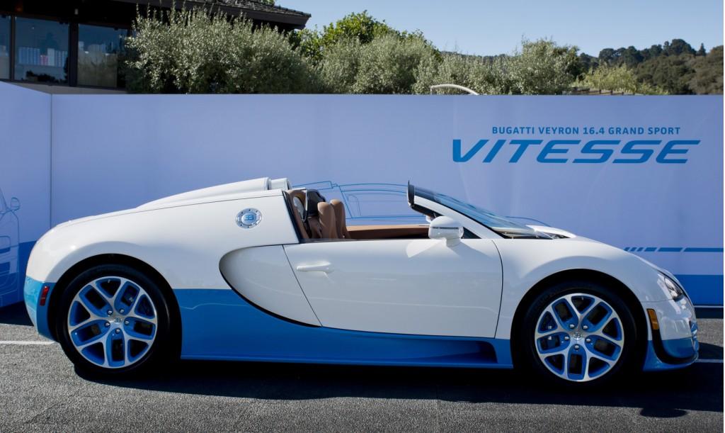 image bugatti veyron grand sport vitesse special edition. Black Bedroom Furniture Sets. Home Design Ideas