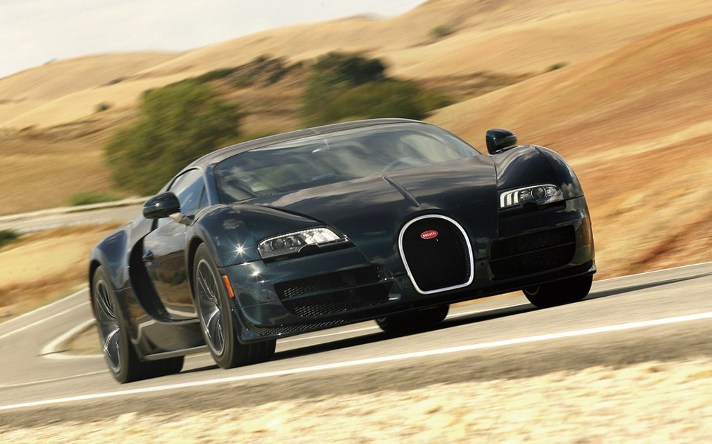 Bugatti Veyron Super Sport On Sale For 3 4 Million