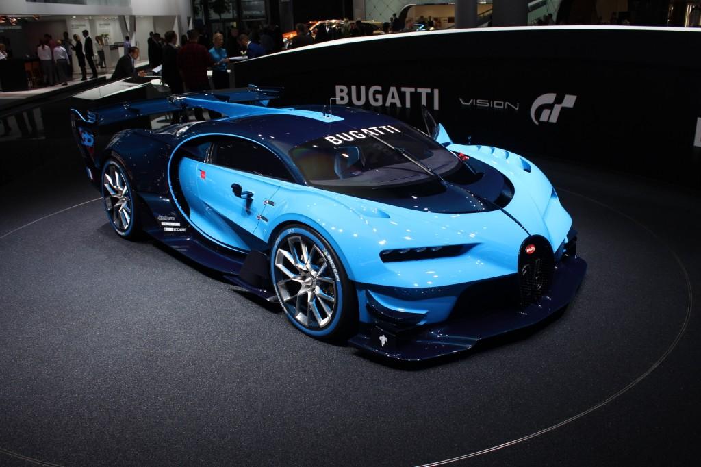 Image Bugatti Vision Gran Turismo Concept 2015