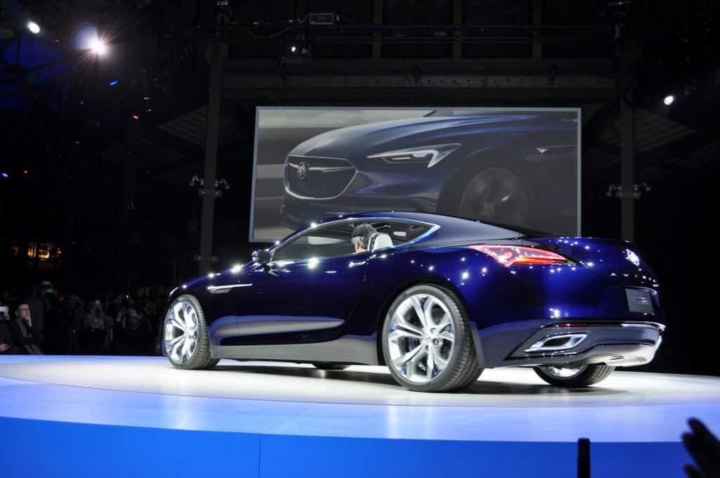 Image buick avista concept 2016 detroit auto show size for A123 service honda civic