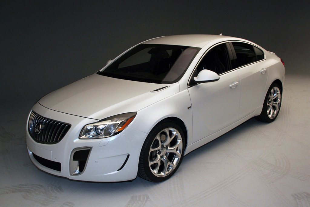 Buick Regal GS, MyFord, Volt Battery Production: Today At High Gear Media