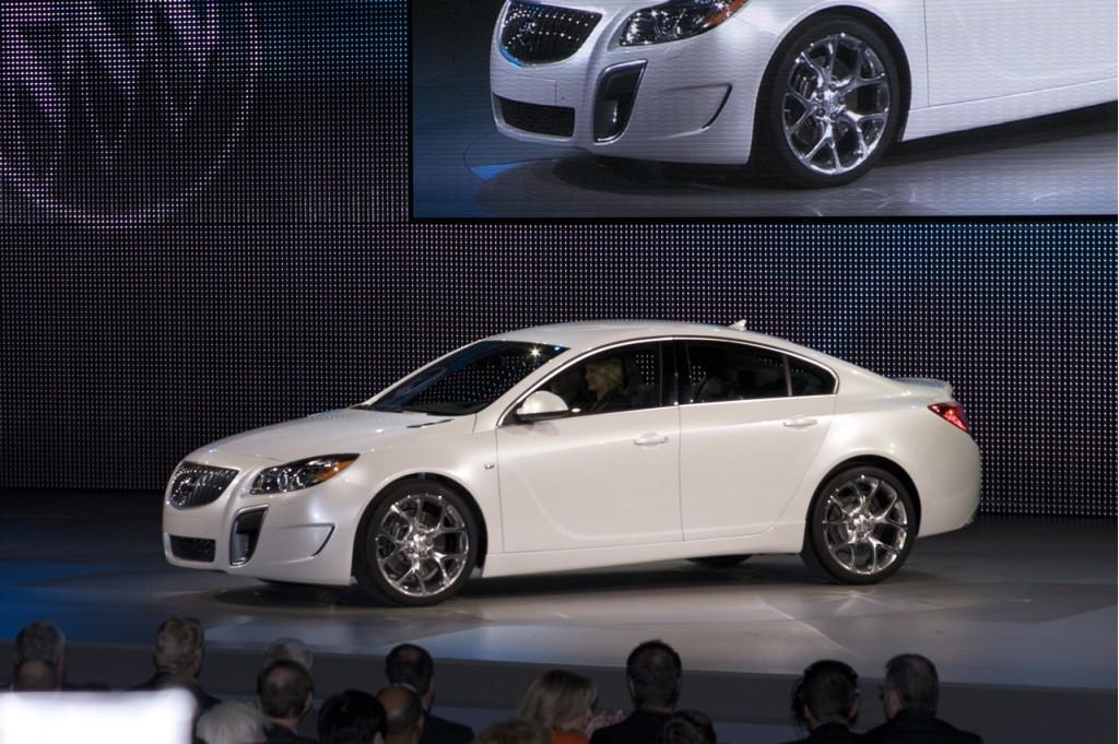 2010 Detroit Auto Show: Buick Regal GS Not Quite Confirmed