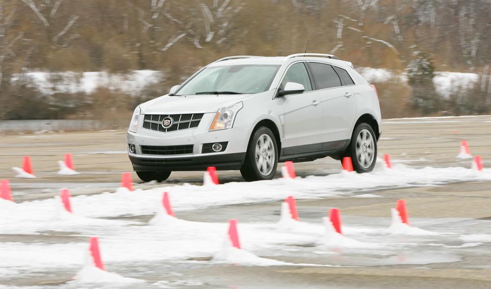 2010 Cadillac SRX Pricing News: $7,080 Under 2009!