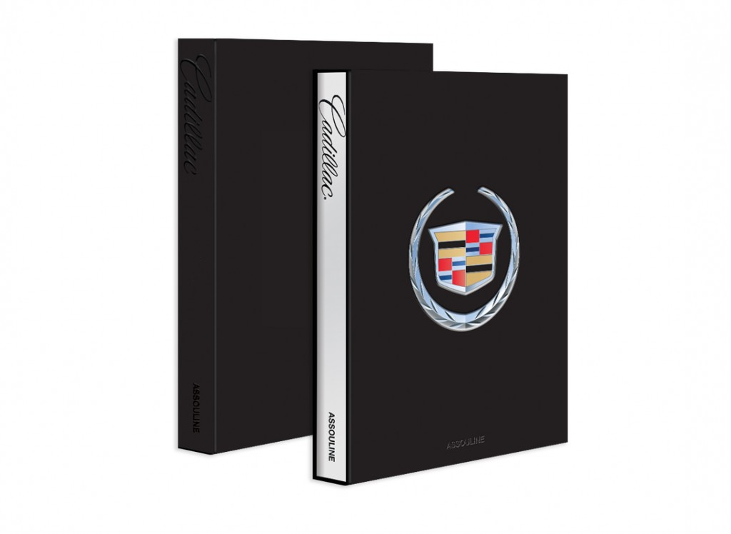 Cadillac's luxury coffee table book, just in time for holiday gifting.
