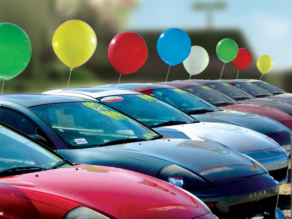 The downside of strong auto sales? Your used car is worth less
