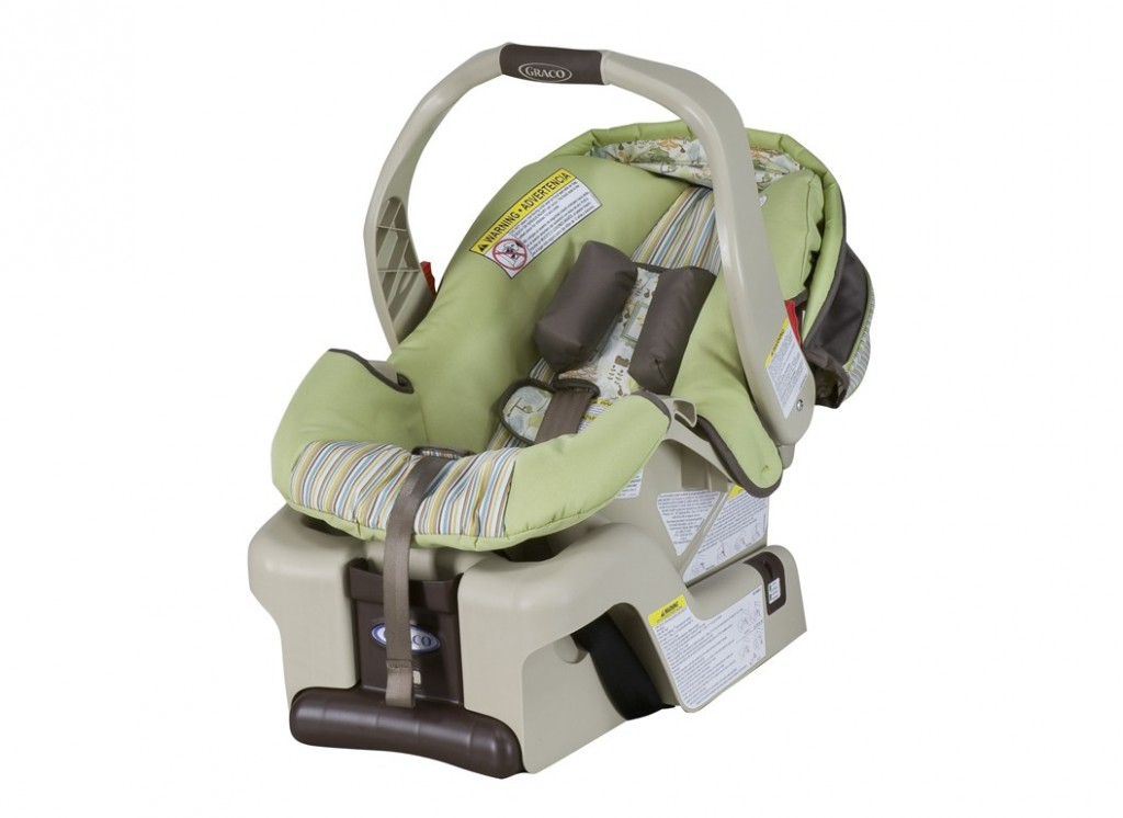 Car seats - Graco Snugride 30