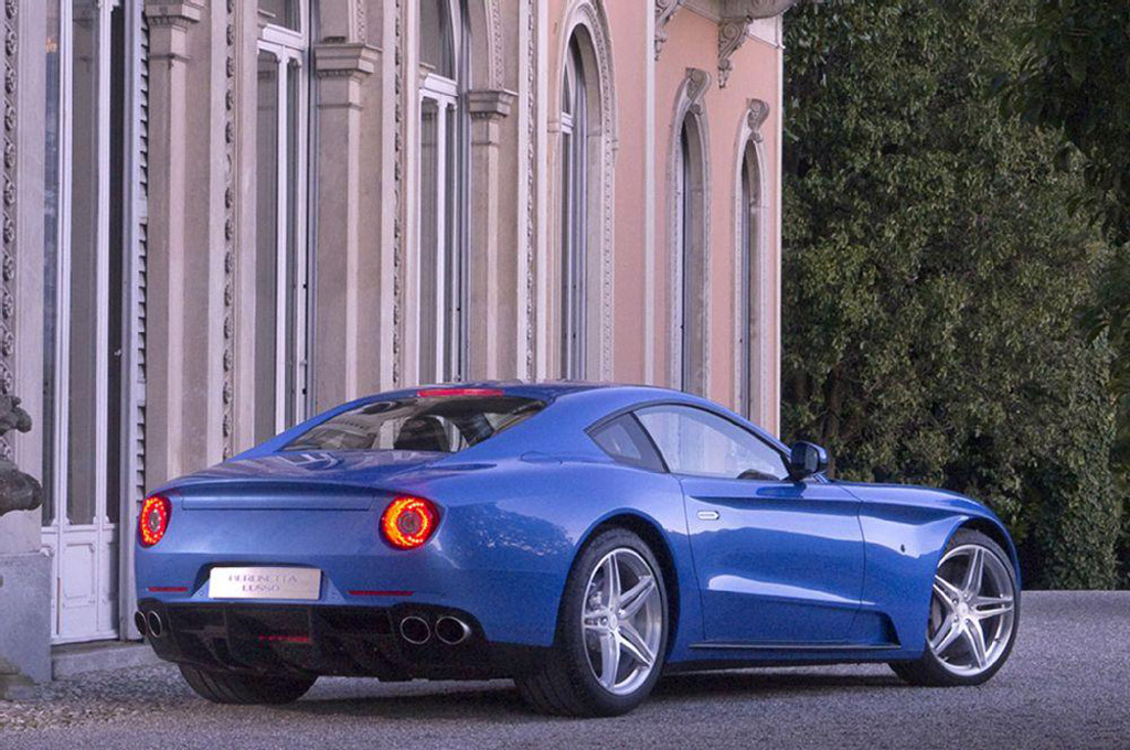 Carrozzeria Touring Superleggera S Ferrari F12 Based