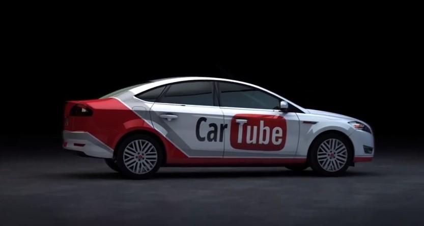It's Funny 'Cause It's True: CarTube