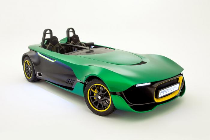 Caterham Seven 2017 Review, Specs, Concept