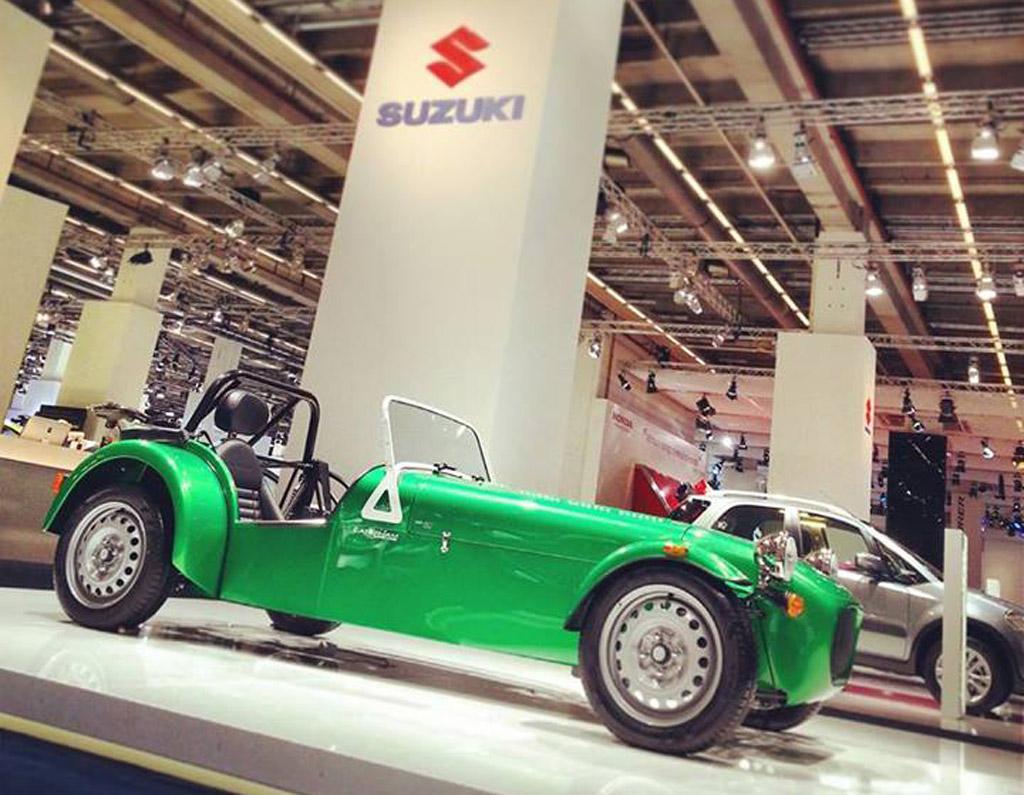 Caterham Seven 165, 2013 Frankfurt Auto Show