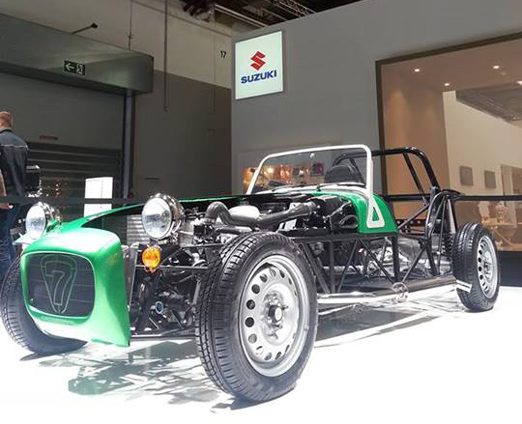 Caterham Seven 165 Is For Track Enthusiasts On A Budget