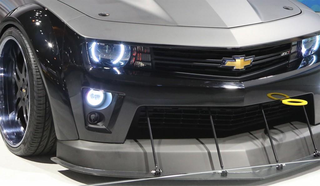 Chevrolet Camaro 'Turbo' concept - 2013 Chicago Auto Show