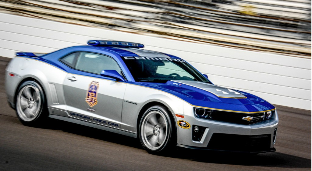 Chevrolet Camaro ZL1 Pace Car