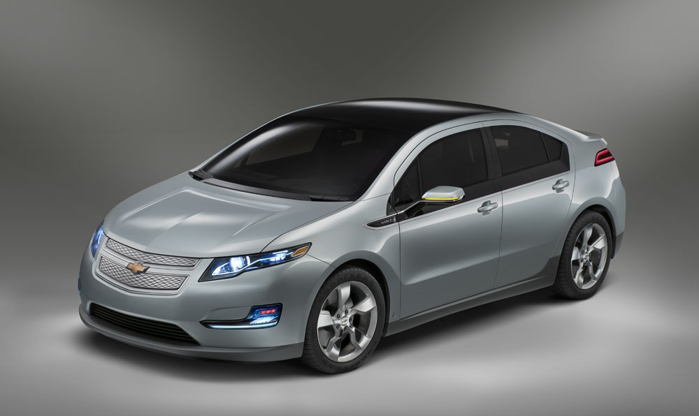 Future Cars: 2012 Chevrolets Get Smaller, Greener