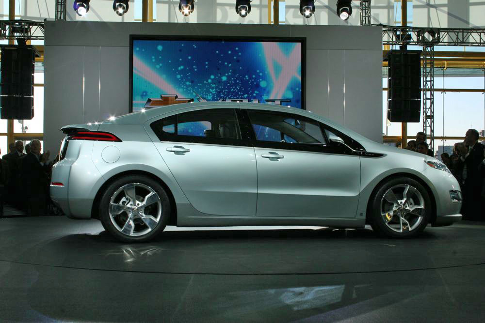 Chevy Volt: A $60,000 Mail Truck in the Near Future?
