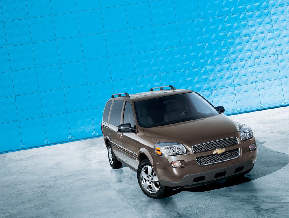 Image 2009 Chevrolet Uplander size 1000 x 755 type gif