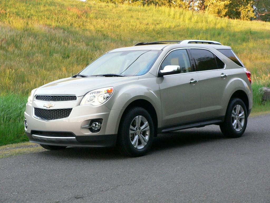 Image: 2010 Chevrolet Equinox LTZ, size: 1024 x 768, type ...